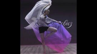 Уроки танцев. Направление Contemporary. Центр танца
