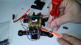 Mi konstruis kvadkopteron | Making a quadcopter | #Esperanto