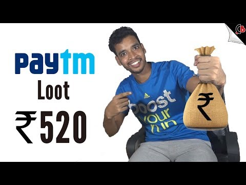 [50 & 25 EXPIRED] Loot ₹520 Per Paytm Account | Paytm Dhamaka Offer - Creative Bijoy