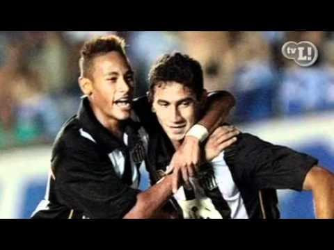Neymar: 'Não vejo Ganso sem a camisa do Santos'