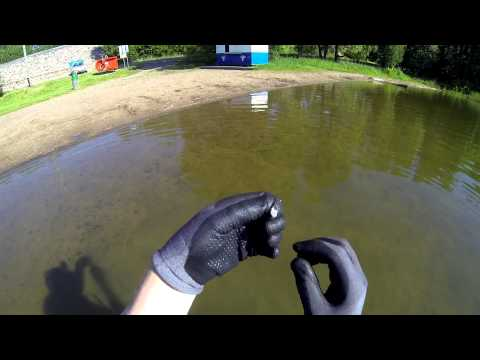 Shallow water detecting - New beach, old coins