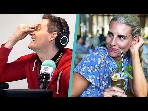 Tify Hall Cries Live ONAIR With Husband Ed Kavalee
