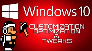 Windows Optimization // How to Clean Up Wasted Space and Resources after Creators Update