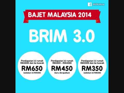 BR1M 2014 Semakan Online - Keputusan