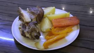 Мясо в тажине