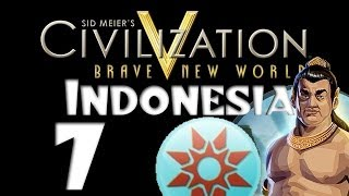 Civilization 5: Indonesia / Archipelago - #7