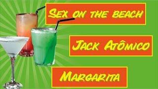A gente temos aí... #01 - Mr. Jasper - Sex on the Beach - Margarita - Jack Atômico