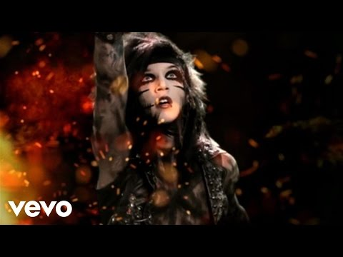 Black Veil Brides - Fallen Angels (Official Video)