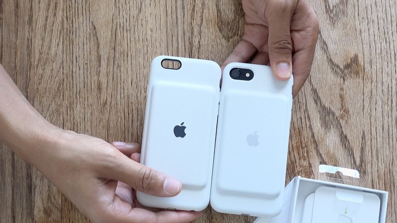 Ốp lưng khiêm pin dự phòng Apple Smart Battert for IP7 sao đắt thế !!!
