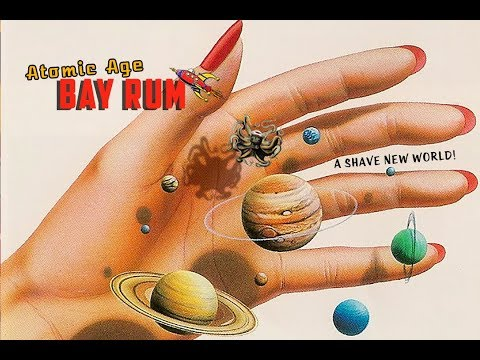 What Makes Atomic Age Bay Rum Aftershave different? - Behind the scenes