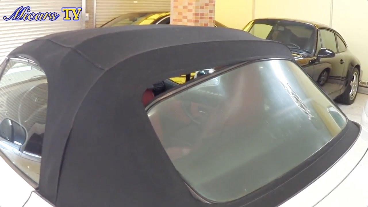 Bmw Z3の幌の修理 Ů�成編 Â�ブリオーレ・オープンカー・コンバーチブル Doovi