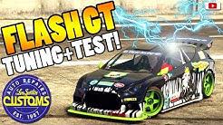 😍🛠Ken Block's Auto! FLASH GT Tuning + Test!😍🛠 [GTA 5 Online Super Sport Series Update DLC]