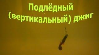 Зимняя рыбалка.Подлёдный (вертикальный) джиг