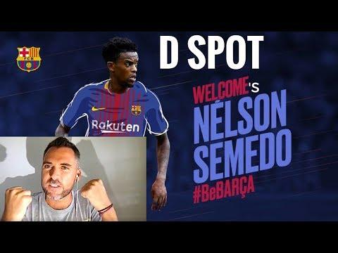 Barça News: Welcome to FC Barcelona Nelson Semedo! Will Marco Verratti still come to?