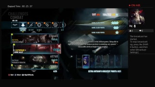 Batman Arkham Knight A Girls Night out Busted Heads Challenge Map