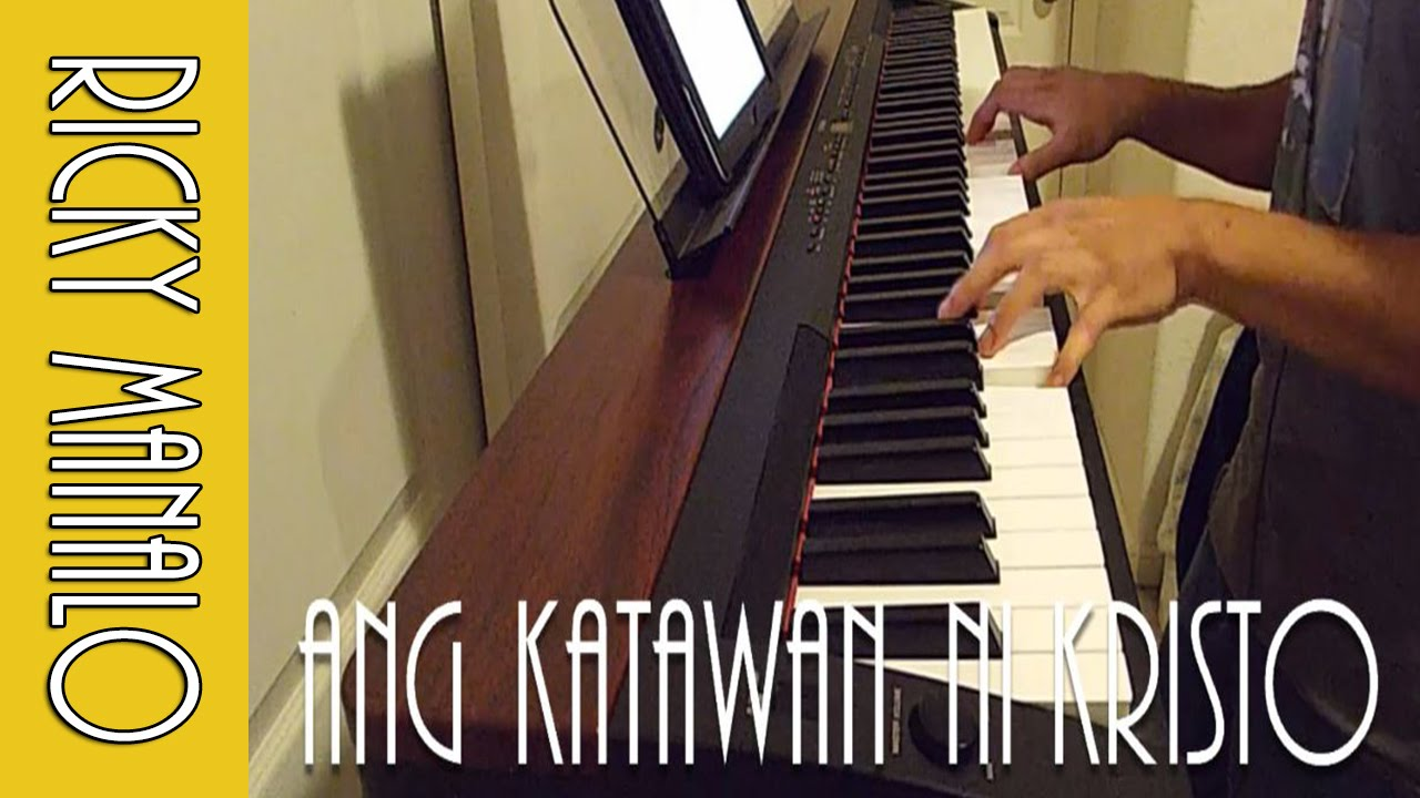 ANG KATAWAN NI KRISTO with lyrics-(OP Molo Sisters Choir ...