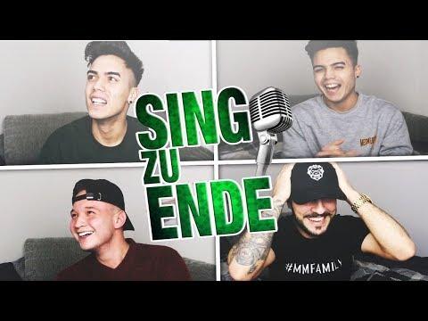 Sing zu Ende!  | Jounes Amiri, ThatsBekir , MarcelScorpion | Marc & Sven