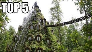 TOP 5 - Kuriózních hotelů
