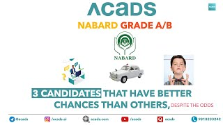 3 types of candidates that have better chances than others, despite the odds | NABARD 2021 Strategy