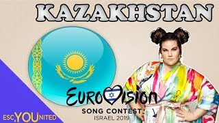 Kazakhstan interested in joining Eurovision 2019