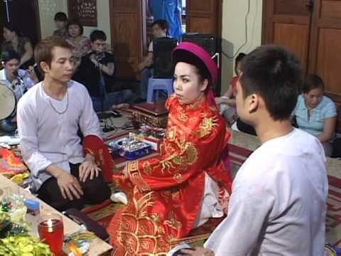 lễ tiến đàn Lục Bộ Trần Triều. Mộc ân thanh đồng Phạm Thị Bích Liên p1.MPG