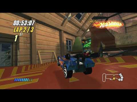 [Xbox 360] Hot Wheels: Beat That! - Inferno: Attic Tournament - Shadow MKII