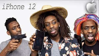 If Rappers were in iPhone commercials (6ix9ine, future, nba youngboy, playboi carti, drake and more)