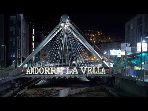ANDORRA - The Smallest Country I've Ever Visited - Day 19