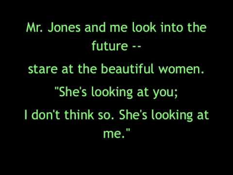 Counting Crows -- Mr Jones