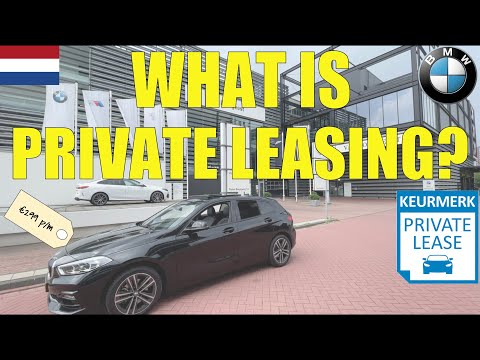 What is PRIVATE LEASING? (4K)