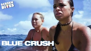 Blue Crush - Kate Bosworth surf scene OFFICIAL HD VIDEO