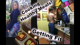 Getting Fit, Cooking With My Boyfriend & More!