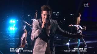Robin Stjernberg - You @ Melodifestivalen 2013, Finalen [HD]