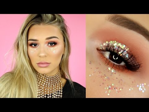 Festival Makeup Tutorial | DRUGSTORE ONLY