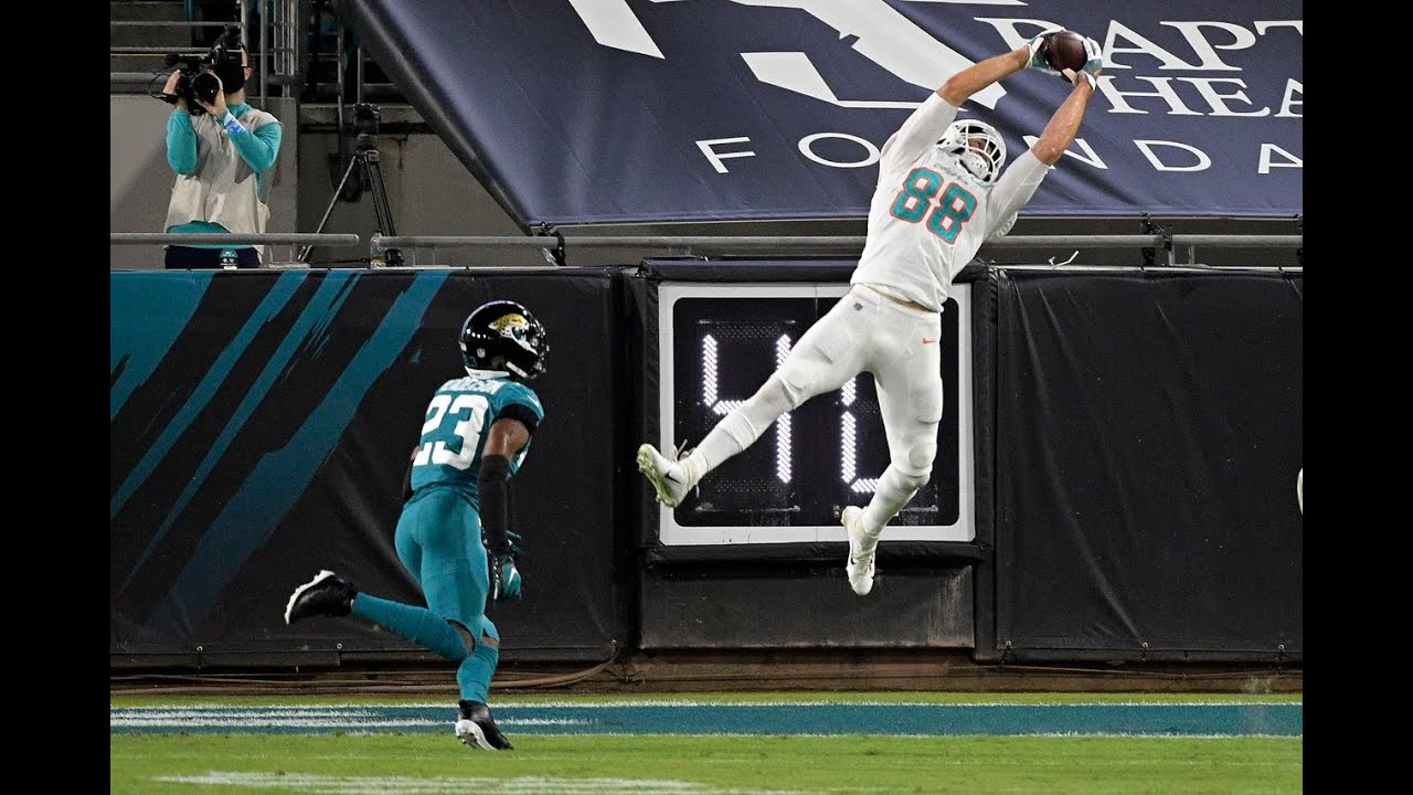 Miami Dolphins roll past the Jacksonville Jaguars: Recap, score ...