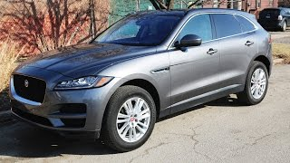 2017 Jaguar F-Pace 20d: A Beautiful Distraction From The Everyday SUV