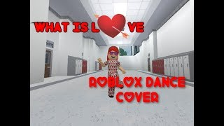 """TWICE """"What is Love?"""" (ROBLOX DANCE COVER)"""