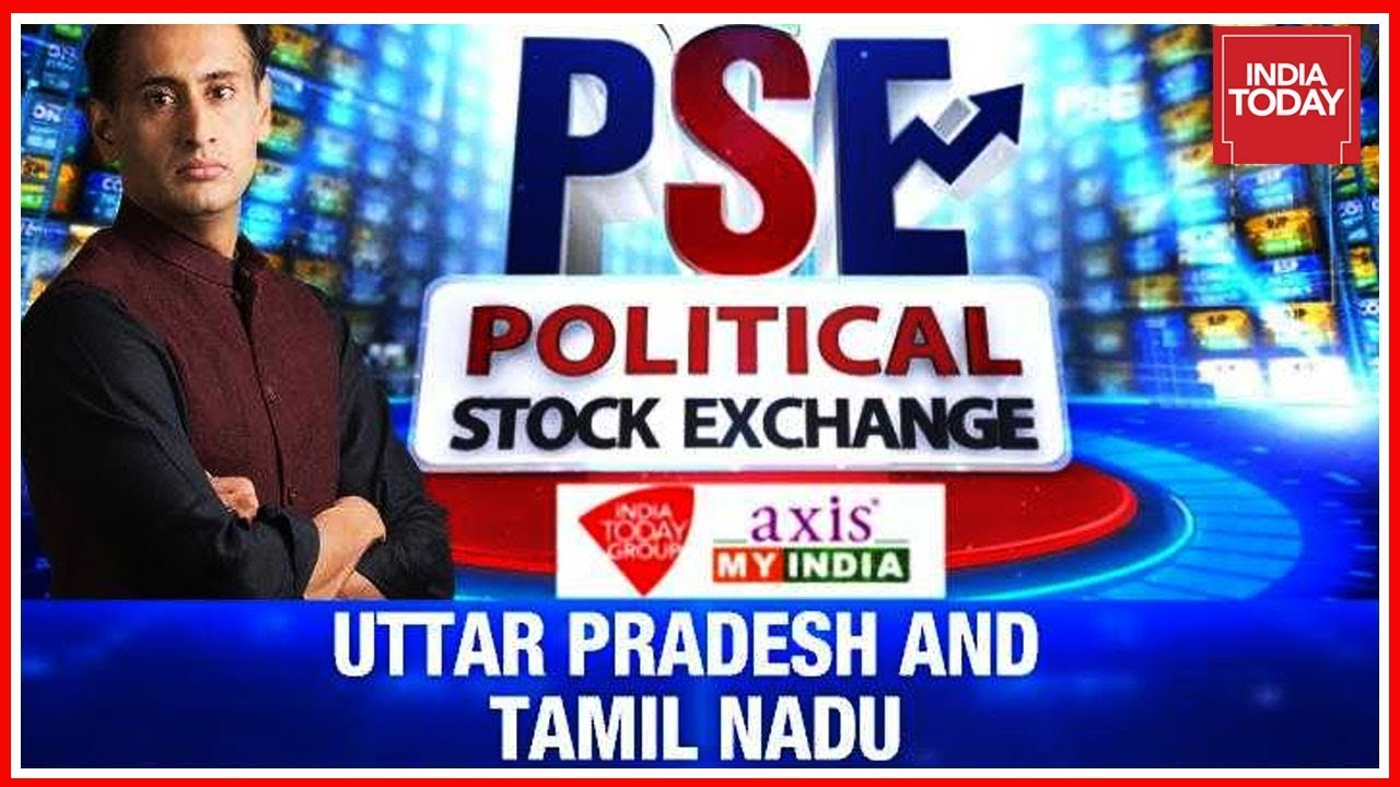 Tracking Political Pulse Of UP & Tamil Nadu Ahead Of 2019 Polls | Political Stock Exchange