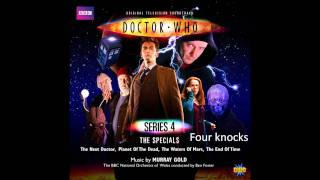 Doctor who specials soundtrack- Four knocks HD