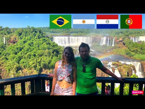 Travel highlights: Brazil, Argentina and Paraguay with a stop in Portugal