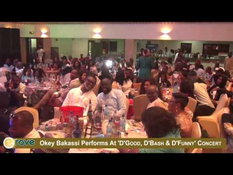 Video (stand-up): Okey Bakassi Performing at D Good D Bash and D Funny Show