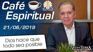 ☕ Café Espiritual 21/06/19