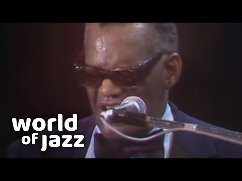 Ray Charles - 'I Can't Stop Loving You' • World of Jazz