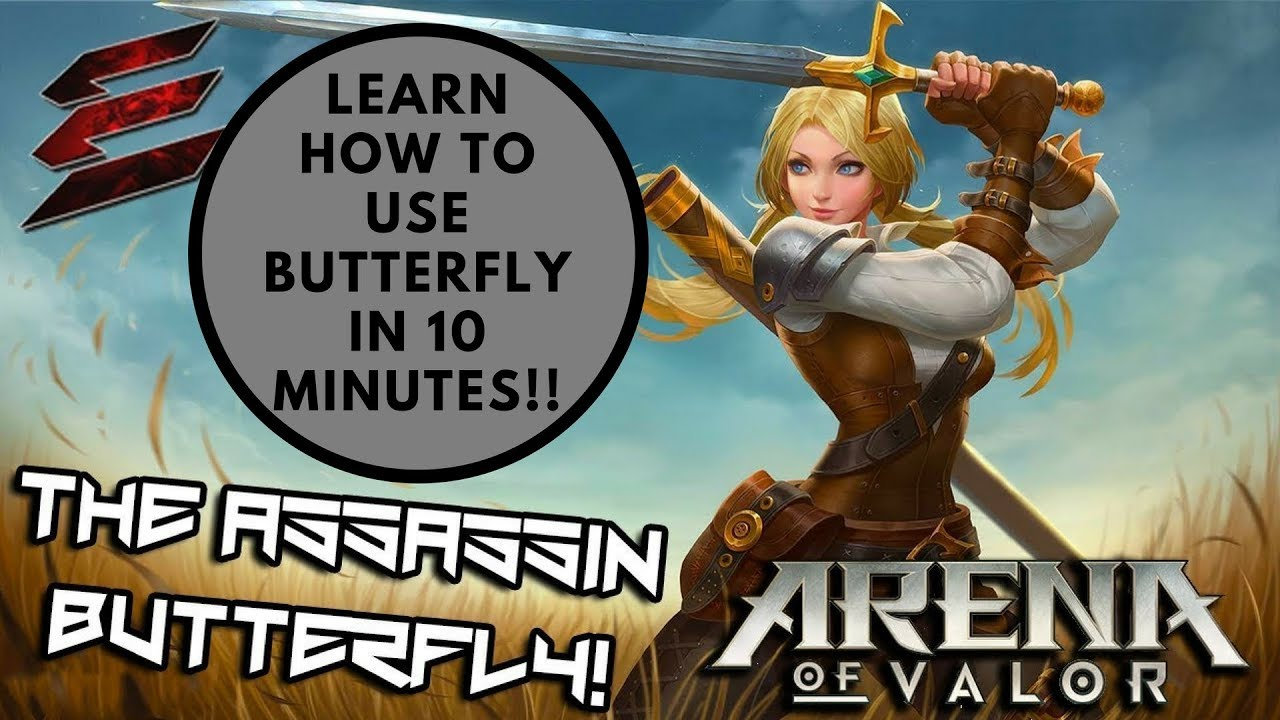 Butterfly Gameplay In Aov Ph Tips Basic Guide Strategy Aovomg