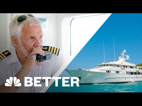 How Yacht Captain Lee Rosbach Found Passion At Sea Later In Life | Better | NBC News