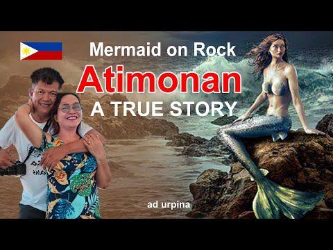 Mermaid Story In Bayan Ng ATIMONAN