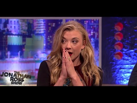 Natalie Dormer Shares Her Game of Thrones Reaction - The Jonathan Ross Show