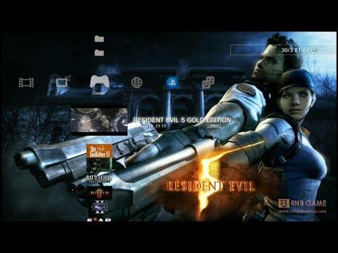 Resident Evil 5 Gold Edition PS3 PKG