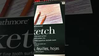 Drawing notebook review
