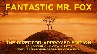 Fantastic Mr. Fox - Blu-ray/DVD Trailer